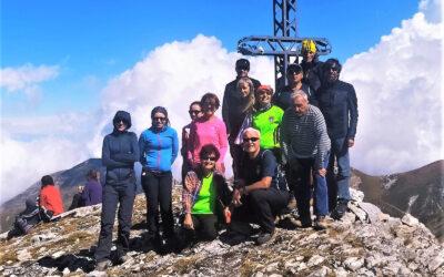 Cima delle Saline 2612 m